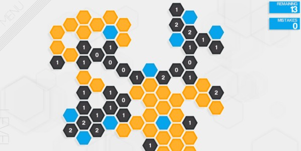 Hexcells Featured