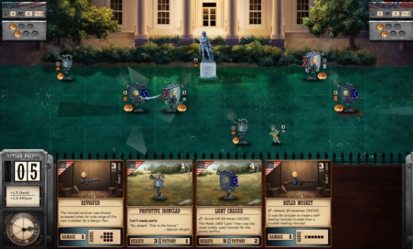 Ironclad Tactics Screenshot