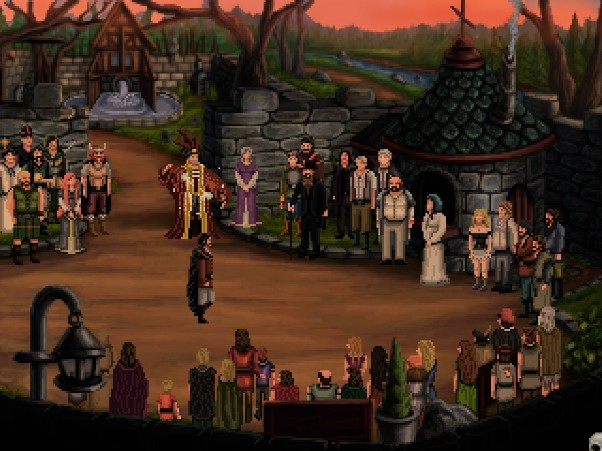 Infamous Quest Screenshot 1