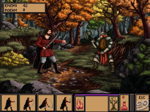 Infamous Quest Screenshot 2