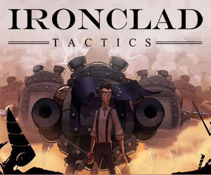 Ironclad Tactics Boxart