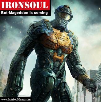 Iron Soul Boxart