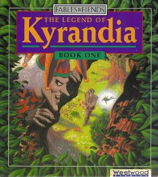 The Legend of Kyrandia Boxart