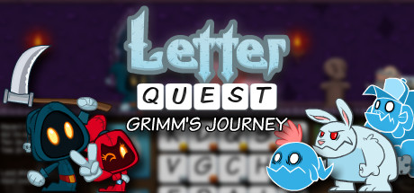 Letter Quest Grimm's Journey Logo
