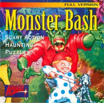 Monster Bash Boxart