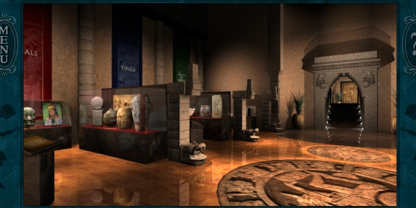 Nancy Drew: Secret of the Scarlet Hand Screenshot