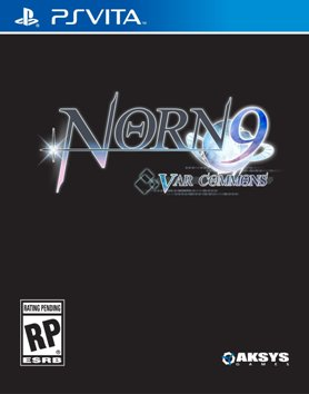 Norn9: Var Commons Boxart