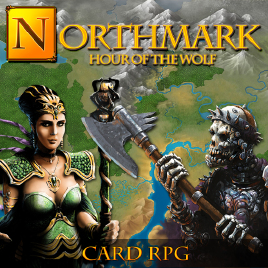 Northmark: Hour of the Wolf Boxart