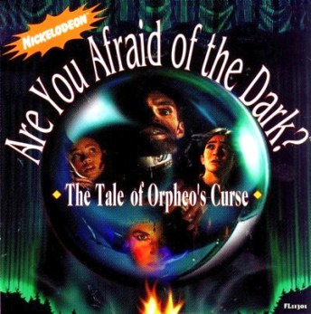 Are You Afraid of the Dark? The Tale of Orpheo's Curse Boxart