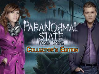Paranormal State Poison Spring Logo