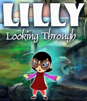 Lilly Looking Through Boxart