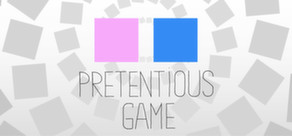 Pretentious Game Logo