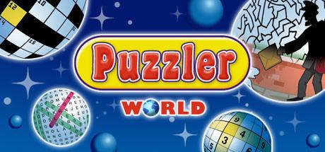Puzzler World Logo