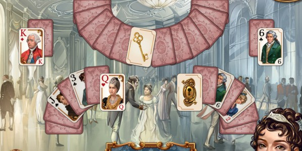 Regency Solitaire Featured