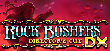 Rock Boshers DX: Director's Cut Logo