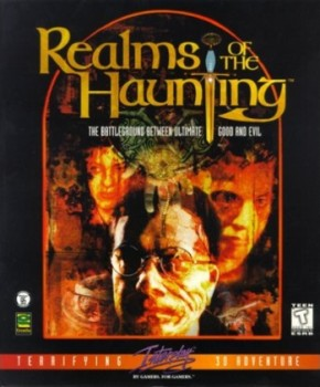 Realms of the Haunting Boxart