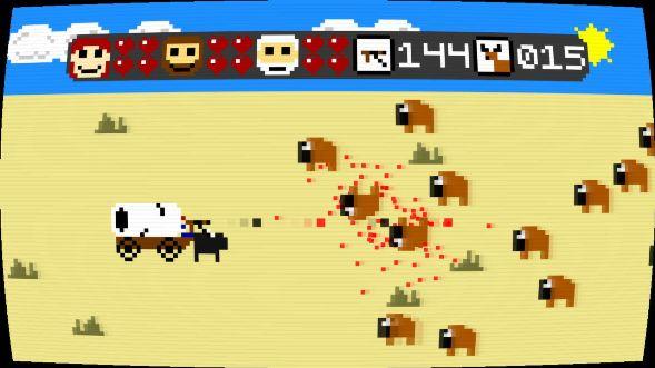 Super Amazing Wagon Adventure Screenshot 1