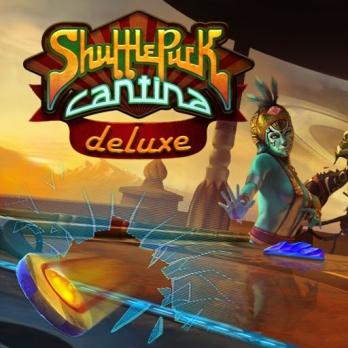 Shufflepuck Cantina Deluxe Boxart