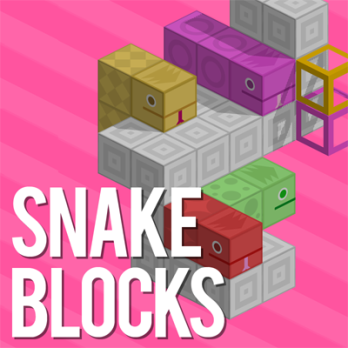 Snake Blocks Logo