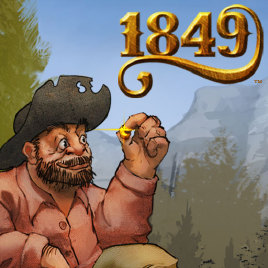 1849 Logo