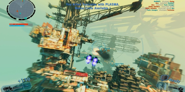 Strike Vector Featured
