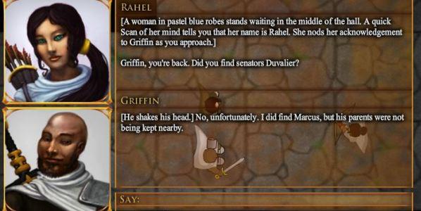 Telepath RPG: Servants of God