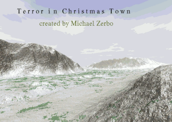 Terror in Christmas Town Logo