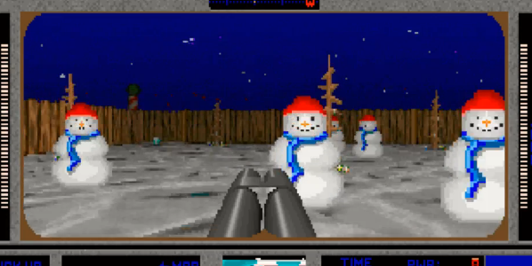 Terror in Christmas Town Featured