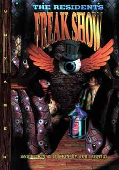 The Residents: Freak Show Boxart
