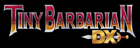 Tiny Barbarian Logo Boxart