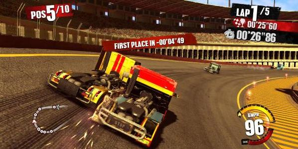 Truck Racer Featured