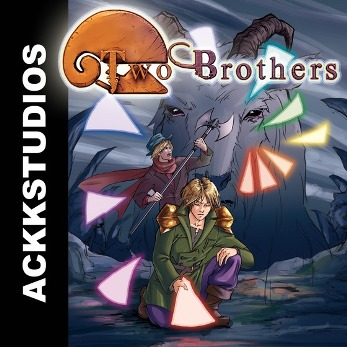 Two Brothers Boxart