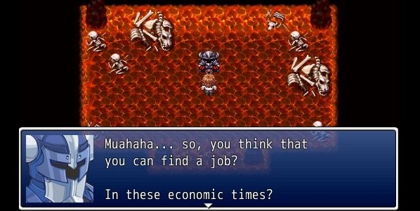 Unemployment Quest Featured