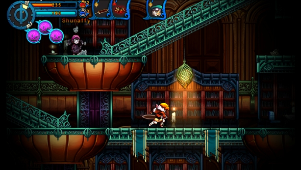 Valdis Story: Abyssal City Screenshot