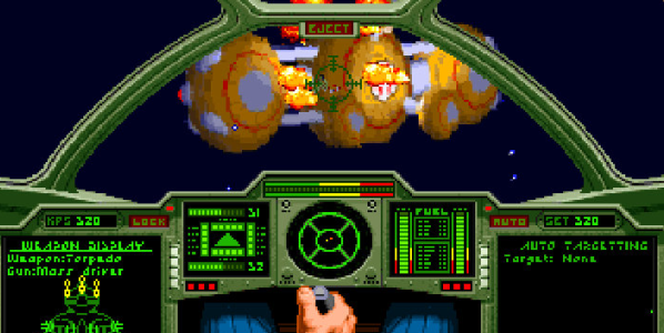 Wing Commander II Featured