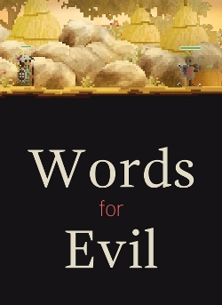 Words for Evil Boxart