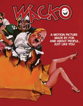 Wacko (1982) Review | Pixel Pacas